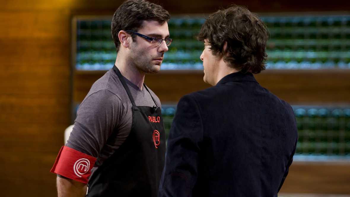 MasterChef 3 - Pablo, uno de los rivales más fuertes