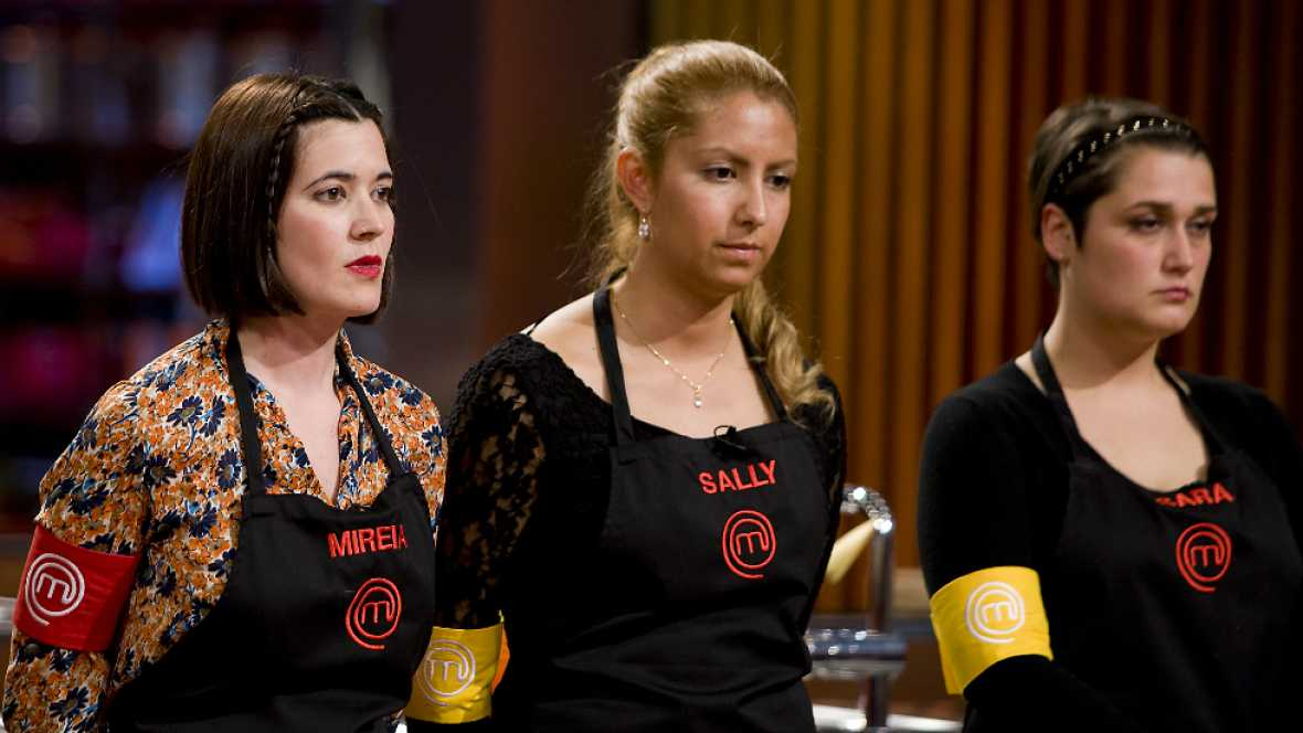 MasterChef 3 - Sally triunfa con un pollo y chaperoninas