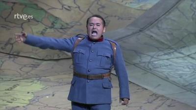 El tenor Javier Camarena nos enseña qué es el 'Do de pecho'