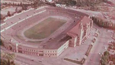Arxiu TVE Catalunya - Hist�ria de l'esport catal� - L'Estadi Ol�mpic de Montju�c