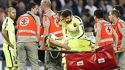 El Barça, preocupado por Iniesta