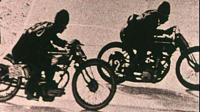 Arxiu TVE Catalunya - Hist�ria de l'esport catal� - Motociclisme