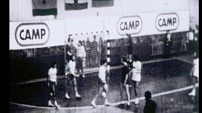 Arxiu TVE Catalunya - Hist�ria de l'esport catal� -  Handbol
