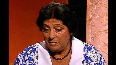 Arxiu TVE Catalunya - Terenci a la fresca - Teresa Rebull