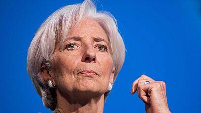 Lagarde, contraria a posponer el pago de la deuda de Grecia con el Fondo Monetario Internacional