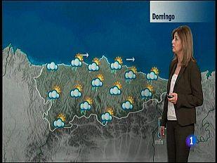 El tiempo en Asturias - 17/04/15