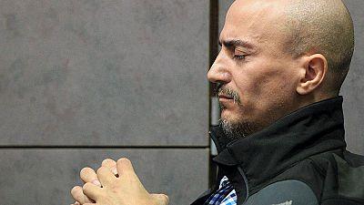 El falso monje shaolín reconoce el asesinato de dos mujeres en Bilbao