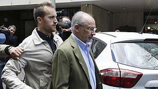 """Rajoy admite que el caso de Rato """"afecta especialmente"""" a su partido"""