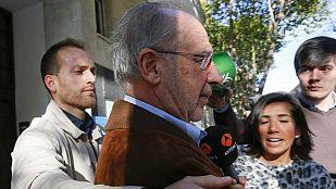 """Rodrigo Rato asegura que su patrimonio está """"muy por debajo"""" de los 27 millones de euros"""