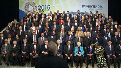 Termina la reunión de primavera del Fondo Monetario Internacional