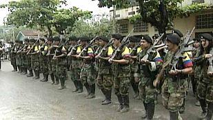 El gobierno colombiano intenta reparar a las víctimas de la violencia del conflicto armado