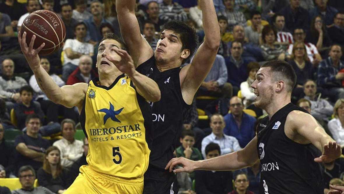 Resultado de imagen de tenerife vs bilbao basket