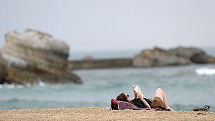 Suben las temperaturas en la península, menos en el área mediterránea