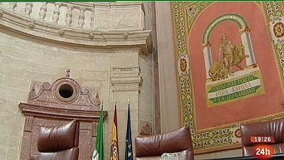 Parlamento - Otros parlamentos - Declaración de Chaves y Zarrías - 18/04/2015