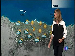 El tiempo en Asturias - 20/04/15