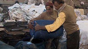 Bangladesh, cuero tóxico