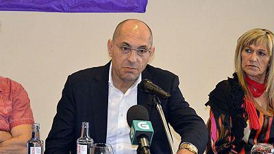 Elpidio Silva ha sido imputado por un delito de infidelidad en la custodia de documentos y revelación de secretos