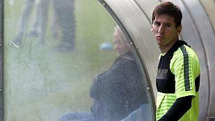 El Barça, a controlar el pase a semis ante el PSG