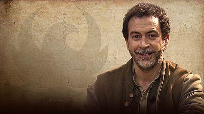 �guila Roja - As� es Cipri: interpretado por Santiago Molero