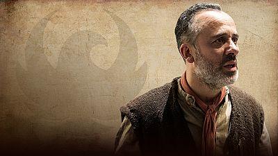 �guila Roja - As� es S�tur: interpretado por Javier Guti�rrez