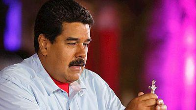 El presidente de Venezuela acusa al Ejecutivo español de apoyar el terrorismo