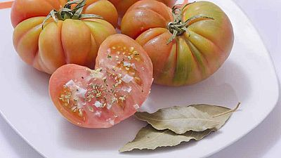 Aprendemos a distinguir el verdadero tomate raff