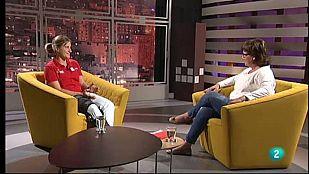 Vespre a La 2 - Olga Viza entrevista Anna Corbella