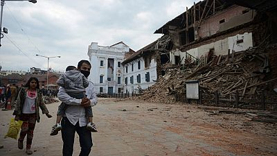 El terremoto de Nepal deja al menos 11 muertos en el Tíbet y 13 en la India