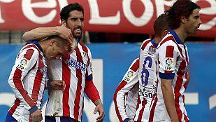 Atlético de Madrid 3 - Elche 0