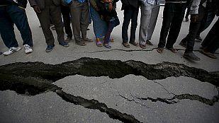 Nepal intensifica las tareas de rescate en la zona del terremoto