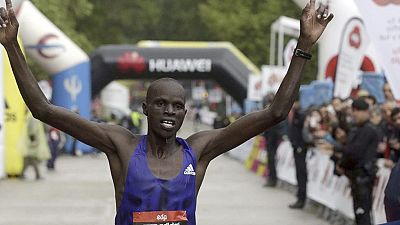 Ezekiel Kiptoo repite victoria en el maratón de Madrid