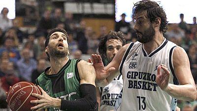 FIATC Joventut 91 - Gipuzkoa Basket 66