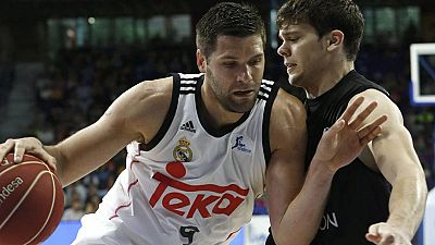 Real Madrid 78 - Bilbao Basket 52