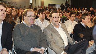 Rajoy insiste en que cambiar ahora la política económica sería un error