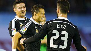 Celta 2 - Real Madrid 4