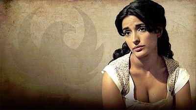 �guiila Roja- As� es Margarita, interpretada por Inma Cuesta