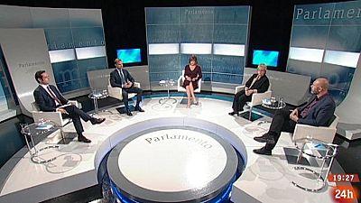 Parlamento - El debate - Inmigración - 25/04/2015