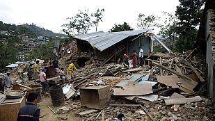 La cifra de muertos por el terremoto en Nepal sobrepasa los 3.700