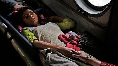 A UNICEF le preocupa que la orfandad tras el seísmo aumente el riesgo de tráfico de menores en Nepal
