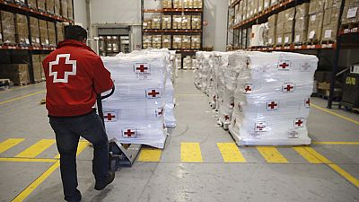 España enviará un avión con 30 toneladas de ayuda a Nepal