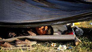 Nepal afronta la tercera noche tras el seísmo que ha causado más de 4.000 muertos