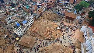 Casi 500 españoles estaban en Nepal mientras se sucedió el terremoto