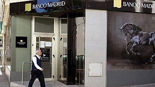 El juez Andreu ordena investigar al Banco Madrid y a siete ex directivos por presunto blanqueo