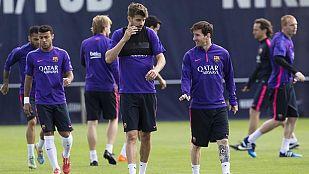 El Barça sigue en busca de la Liga