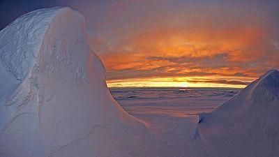 Los efectos del cambio climático se notan cada vez más en el Círculo Polar Ártico