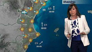 El tiempo en la Comunidad Valenciana - 30/04/15
