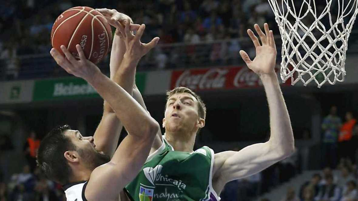 Baloncesto - Liga ACB. 29ª jornada: Real Madrid-Unicaja - ver ahora