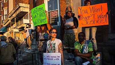 Esperanzas de cambio en Baltimore