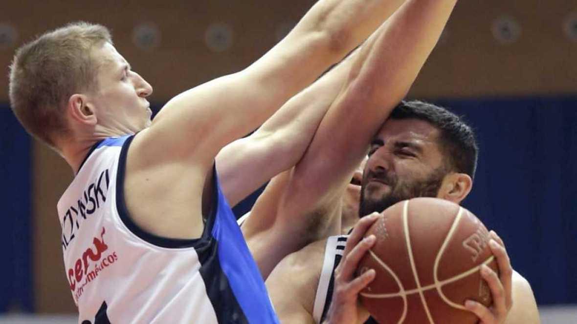 Baloncesto - Liga ACB. 31ª jornada: Río Natura Monbus Obradoiro-Real Madrid - ver ahora