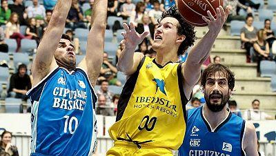 Gipuzkoa Basket 77 - Iberostar Tenerife 76